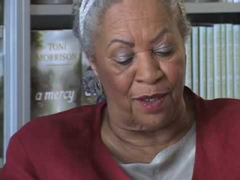 Toni Morrison reads from A Mercy Video
