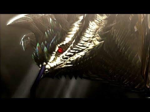 Monster Hunter 4 - Online High Rank Quest 40: Vs Dalamadur
