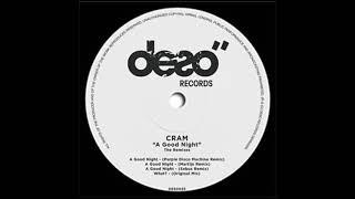 Cram -  A Good Night (Purple Disco Machine remix)