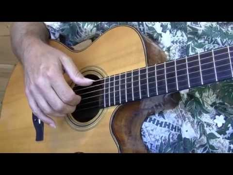 Lesson Guitar - The Young Guitarist