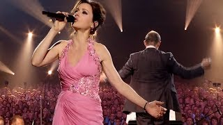 Tina Arena Don 39 T Cry For Me Argentina Live In Amnéville Ft Les 2000 Choristes