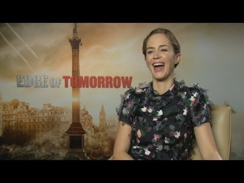 Emily Blunt interview: Actress on working with Tom Cruise, being a mum, and her A-list mates