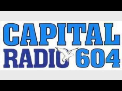 Capital Radio 604 South Africa - Brian Oxley - 1984