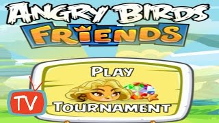 Angry Birds Friends - Love Rocks Tournament - Week 177 All Levels - Angry Birds Gameplay