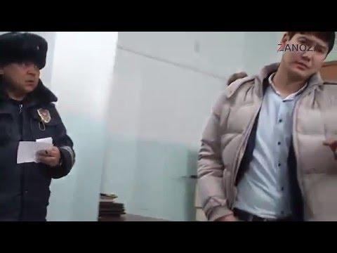 Сотрудники ГКНБ приехали в наркологию заступиться за пьяного водителя