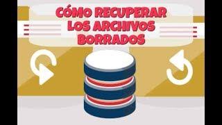 Cómo Recuperar Archivos Borrados en Mac OS X