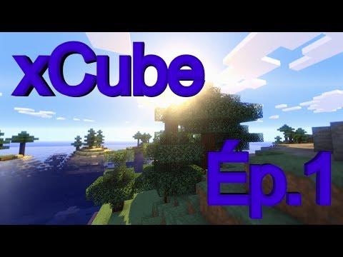 Minecraft xCube UHC - Présentation du serveur - Ép.1