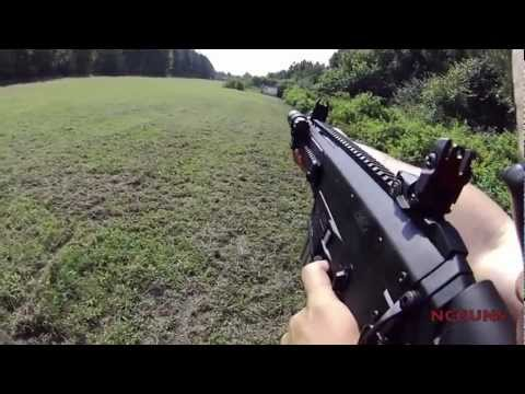 BushMaster ACR First Trip To The Range POV