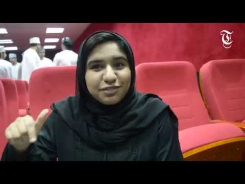 Omani students make German documentary