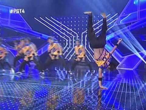 INTENSITY BREAKERS of PILIPINAS GOT TALENT 4 (Quarter Finals)