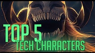 Top 5 Tech/Green Attribute Characters [Bleach Brave Souls]