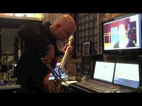 Jason Hausman&Steve Rothery scoring TV show