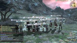 Final Fantasy XIV : Last Moments of Eorzea & Final