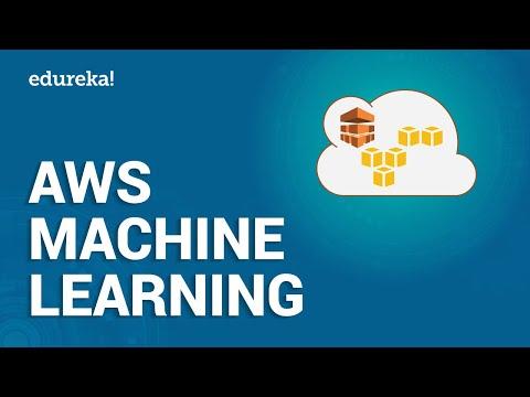 AWS Machine Learning Tutorial   Amazon Machine Learning   AWS Training   Edureka