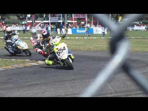 Iberoamericano supermotard zarzal Scooter femenino