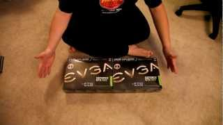SLI EVGA GTX 680 FTW+ 4GB Man Cave Unboxing