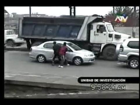 ATV Informe Especial  Hienas Callejeras 05-04-10