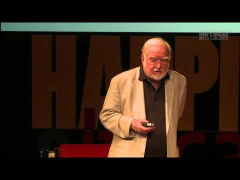 Living in flow - the secret of happiness with Mihaly Csikszentmihalyi at Happiness & Its Causes 2014