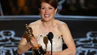Julianne Moore Winning Best Actress
