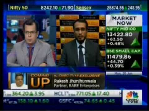 Watch Mr. Taher Badshah on CNBC for the show NSE Closing Bell