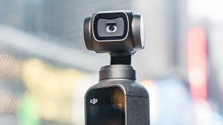 DJI Osmo Pocket Hands On First Impressions