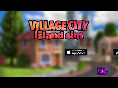 Village City - Island Sim Farm: Build Virtual Life APK Cover