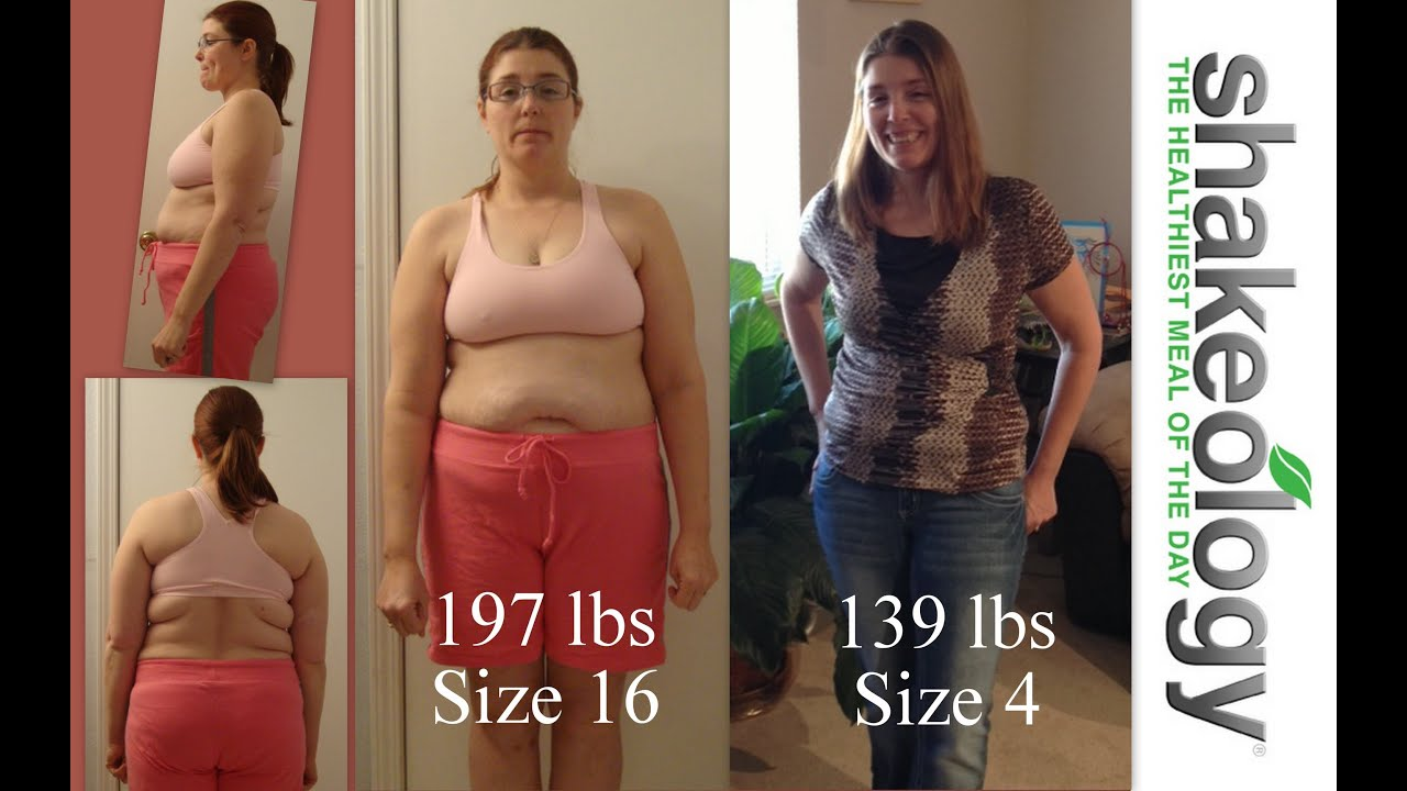 P90X Results - Chris &... P90x Results Women Obese