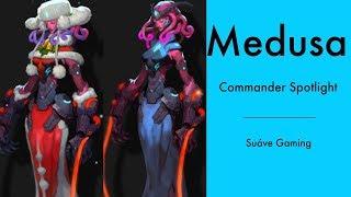 Medusa - Commander Spotlight - Ark of War