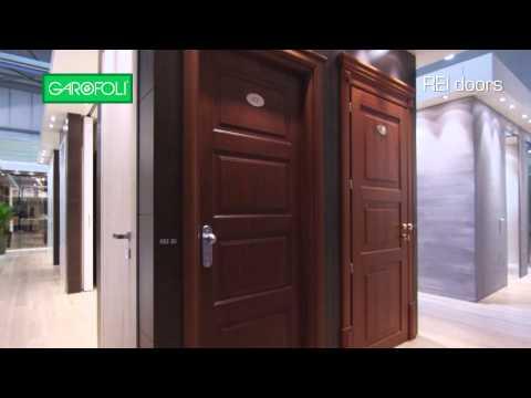 GAROFOLI Group - REI - fireproof doors (en)