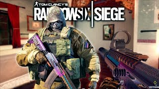 KAPKAN'S SHOTGUN ZERSTÖRT ALLES - Rainbow Six Siege [German/HD]