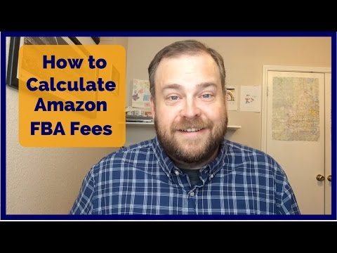 Amazon FBA Fees Explained - How to Calculate FBA Fees