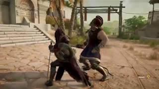Assassins Creed Origins - FINISHERS
