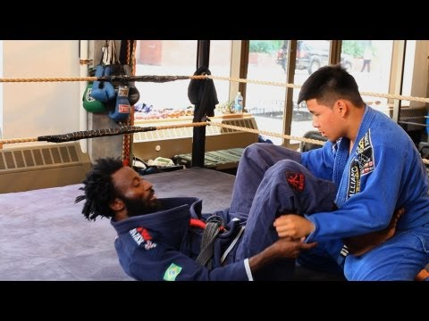Escape from North-South Position | Brazilian Jiu Jitsu