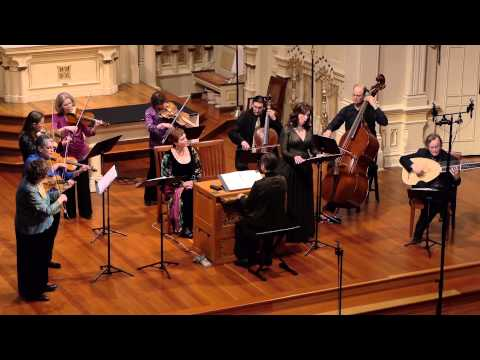 Voices of Music March 2015 Concert: The Stabat Mater of Agostino Steffani