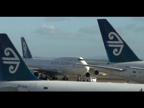 Review: Premium Economy Air New Zealand Trans Pacific