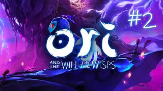 New Moves! - Ori and The Will of The Wisps - Part 2 (Playthrough)