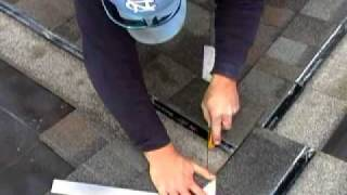 How to ... Roofing: Closed Cut Valley explained