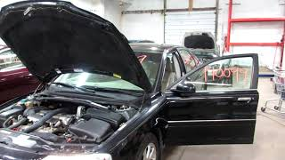Parting out a 2005 Volvo S80 parts car - 190099 - Tom's Foreign Auto Parts