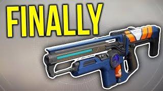 I FINALLY GOT IT!!! (Destiny 2 - Positive Outlook PvP Gameplay)