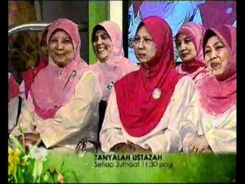 Promo Tanyalah Ustazah (Raudhah) @ Tv9! (Setiap Jumaat)