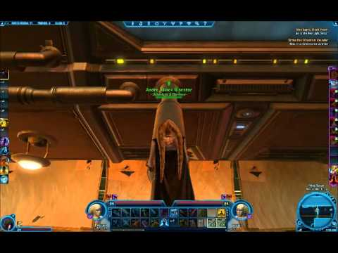 SWToR Datacron Locations - Narshaddaa Aim +2