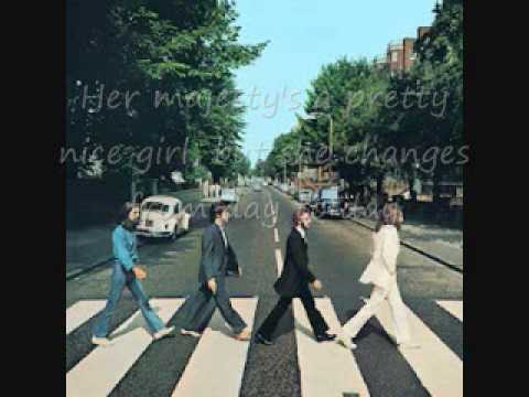 Beatles - Her Majesty