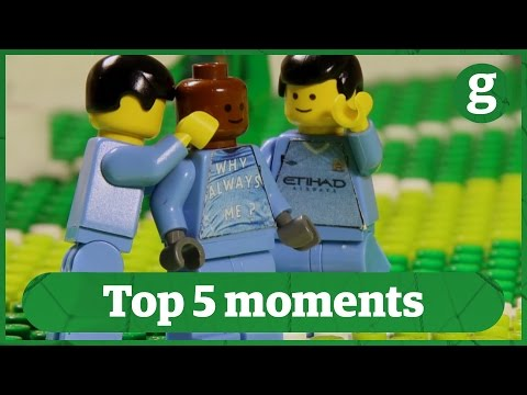 Top 5 Manchester derby moments | Brick-by-brick