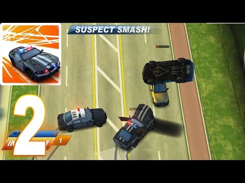Download Lagu Smash Cops Heat - Police Chase | Smash Cars Gameplay Walkthrough part 2 (iOS, Android) MP3 Free