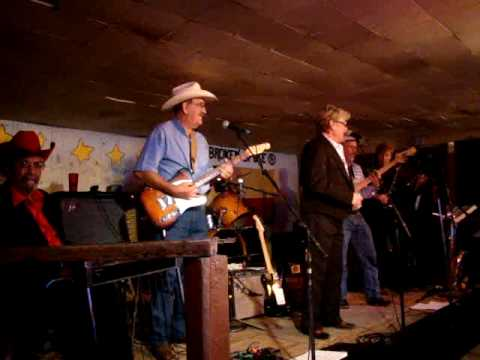 TONY HARRISON and the HOT TEXAS BAND Sugar Moon BROKEN SPOKE SALOON 8/14/09 Video