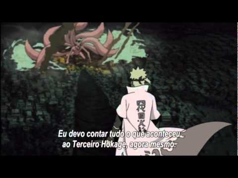 Minato Namikaze Yondaime Vs Madara video