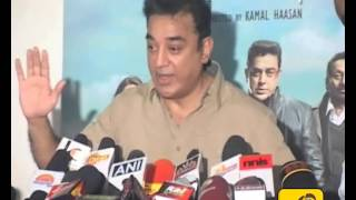 Vishwaroopam - Kamal Hassan Press Meet Regarding Viswaroopam Release  - Tamil