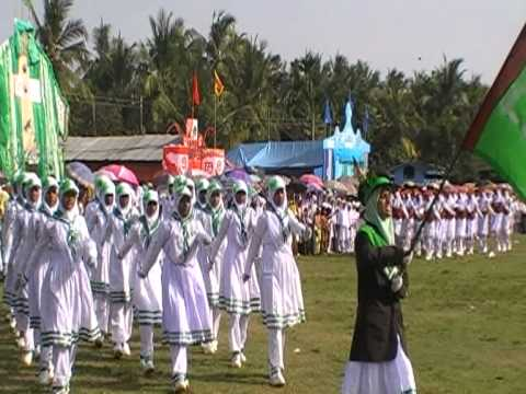 Sammanthurai National School Inter HouseMeet 2012