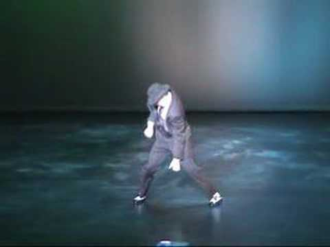MJ Inspired Dance Solo, 2002