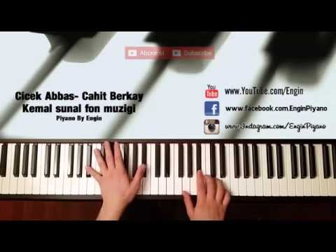 Clip video Çiçek Abbas/Kemal Sunal- Fön Muzigi (Piano+Tutorial by Engin) - Musique Gratuite Muzikoo